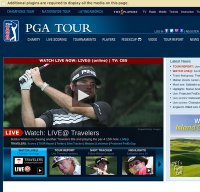 pgatour.com screenshot