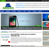 phandroid.com screenshot