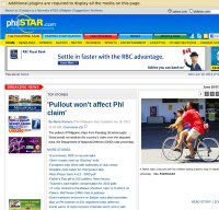 philstar.com screenshot