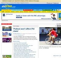 philstar.com screenshot