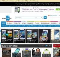 phonearena.com screenshot