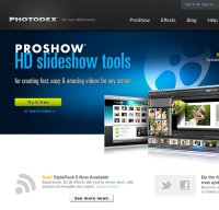 photodex.com screenshot