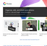 picasa.google.com screenshot