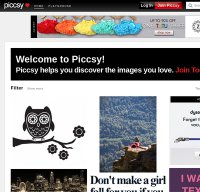 piccsy.com screenshot