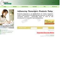 pineconeresearch.com screenshot