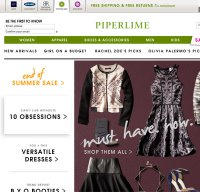 piperlime.com screenshot