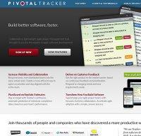 pivotaltracker.com screenshot