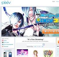 pixiv.net screenshot