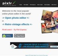 pixlr.com screenshot