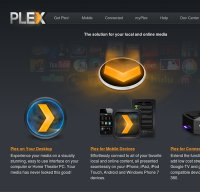 plex.tv screenshot