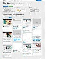 plnkr.co screenshot