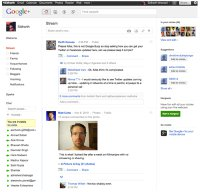 plus.google.com screenshot