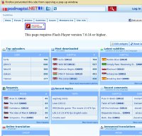 podnapisi.net screenshot