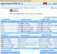 podnapisi.net screenshot