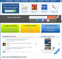 points2shop.com screenshot