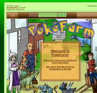 pokefarm.org screenshot