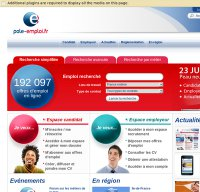 pole-emploi.fr screenshot
