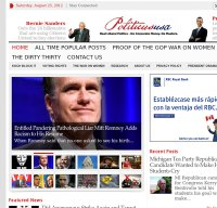 politicususa.com screenshot