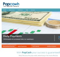 popcash.net screenshot