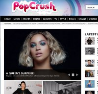 popcrush.com screenshot