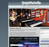 popmundo.com screenshot