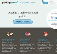 portugalmail.pt screenshot