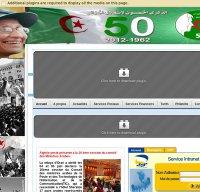 poste.dz screenshot