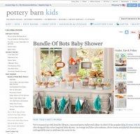 potterybarnkids.com screenshot