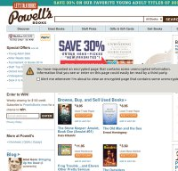 powells.com screenshot