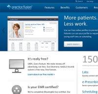 practicefusion.com screenshot
