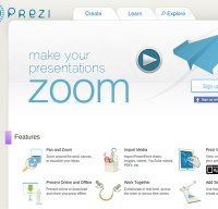 prezi.com screenshot