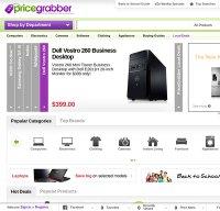 pricegrabber.com screenshot