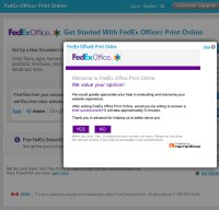 printonline.fedex.com screenshot