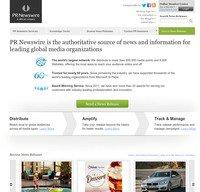 prnewswire.com screenshot