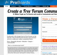 proboards.com screenshot