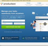 producteev.com screenshot
