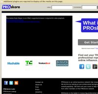 proskore.com screenshot