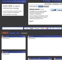 protopage.com screenshot