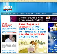 protv.ro screenshot