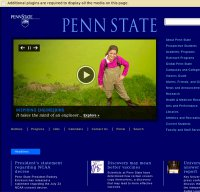 psu.edu screenshot