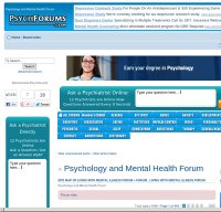 psychforums.com screenshot