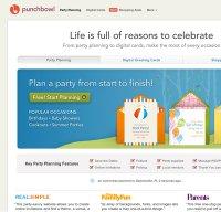 punchbowl.com screenshot