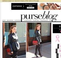 purseblog.com screenshot