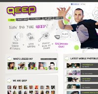 qeep.net screenshot