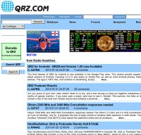 qrz.com screenshot