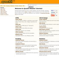 quackit.com screenshot
