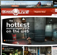 quakelive.com screenshot