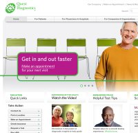 questdiagnostics.com screenshot