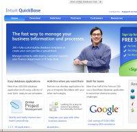 quickbase.com screenshot