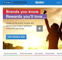 quidco.com screenshot